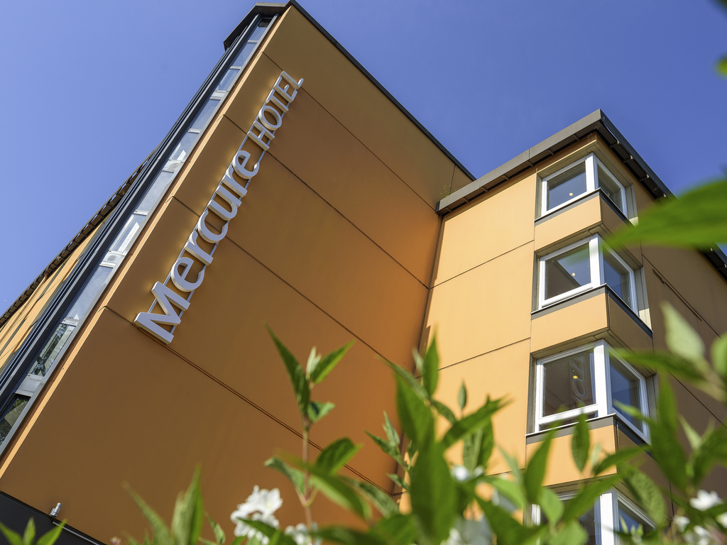 Mercure Hotel Berlin City West. Le 4 ?toiles Mercure Hotel Berlin City West est id?alement situ? pr?s du quartier Charlottenburg, non loin du centre d