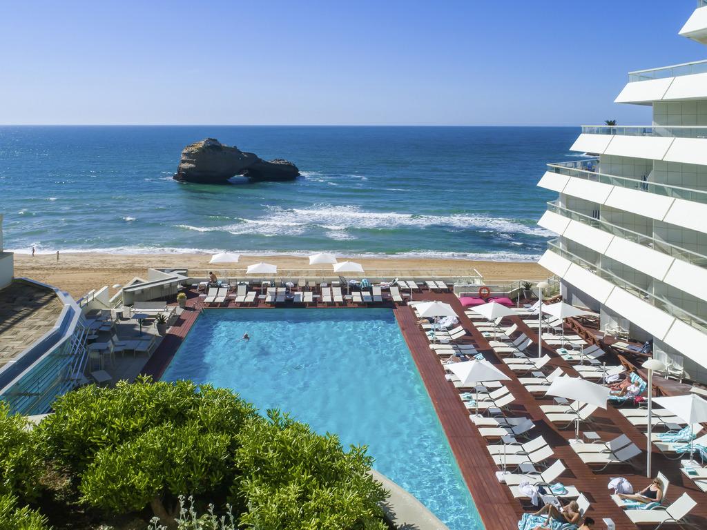 Sofitel Biarritz Le Miramar Thalassa sea & spa. Hotel 5 ?toiles, le Sofitel Biarritz Le Miramar Thalassa sea & spa est une escale inco