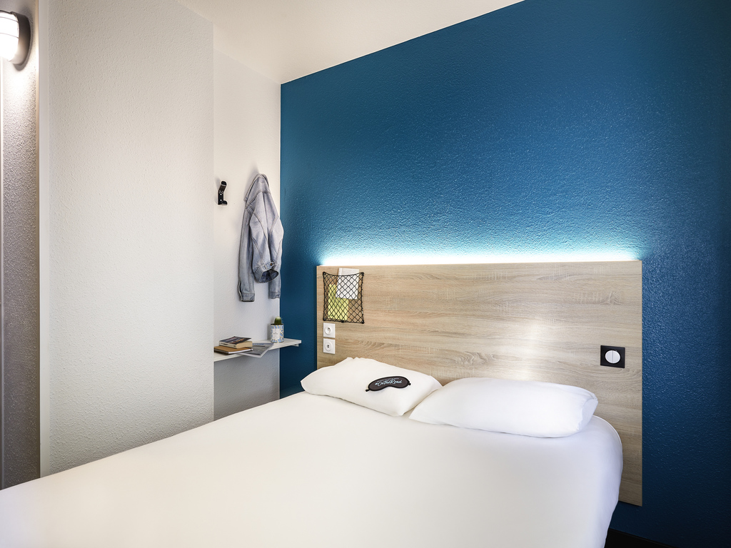 hotelF1 Paris Gennevilliers (r?nov?). Proche de Paris, l'hotelF1 Paris Gennevilliers offre un acc?s rapide sur Paris, ? 4 Km de la porte de Clichy, et