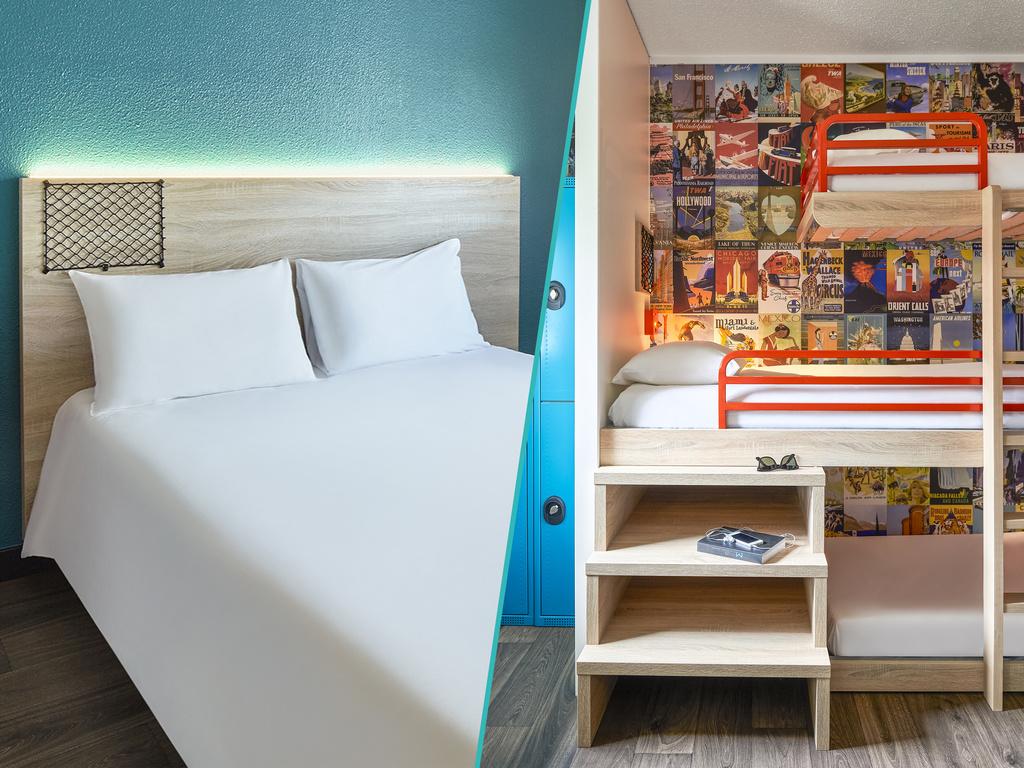 hotelF1 Paris Porte de Ch?tillon (r?nov?). L'hotelF1 Paris Porte de Ch?tillon est id?alement situ? aux portes de Paris, dans le 14?me arrondissement.