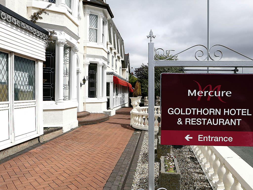 Mercure Wolverhampton Goldthorn Hotel. H?tel 3??toiles ? proximit? du centre-ville de Wolverhampton, du NEC et des autoroutes M5, M6, M42 et M54. Attr