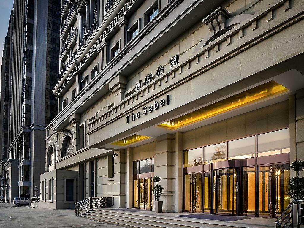 The Sebel Xi Ning. Le Sebel Xi Ning est la 1e marque internationale d'appartements en Chine. Situ?s dans le nord-ouest du pays sur le plateau tib?tain