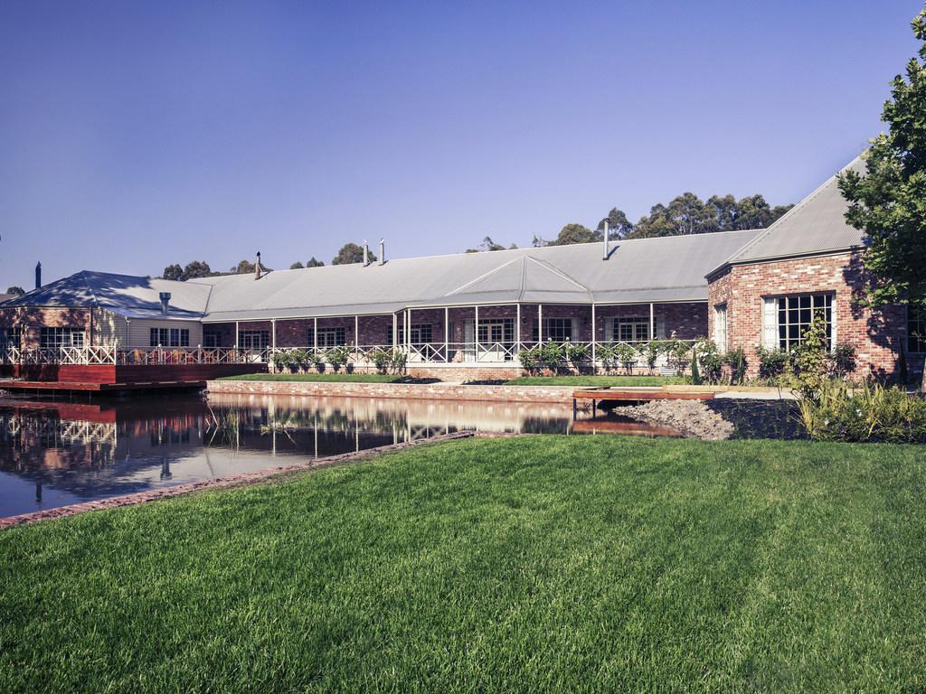Mercure Ballarat - Hotel & Convention Centre. Situ? dans la r?gion aurif?re du Victoria, face au site touristique prim? de Sovereign Hill, le